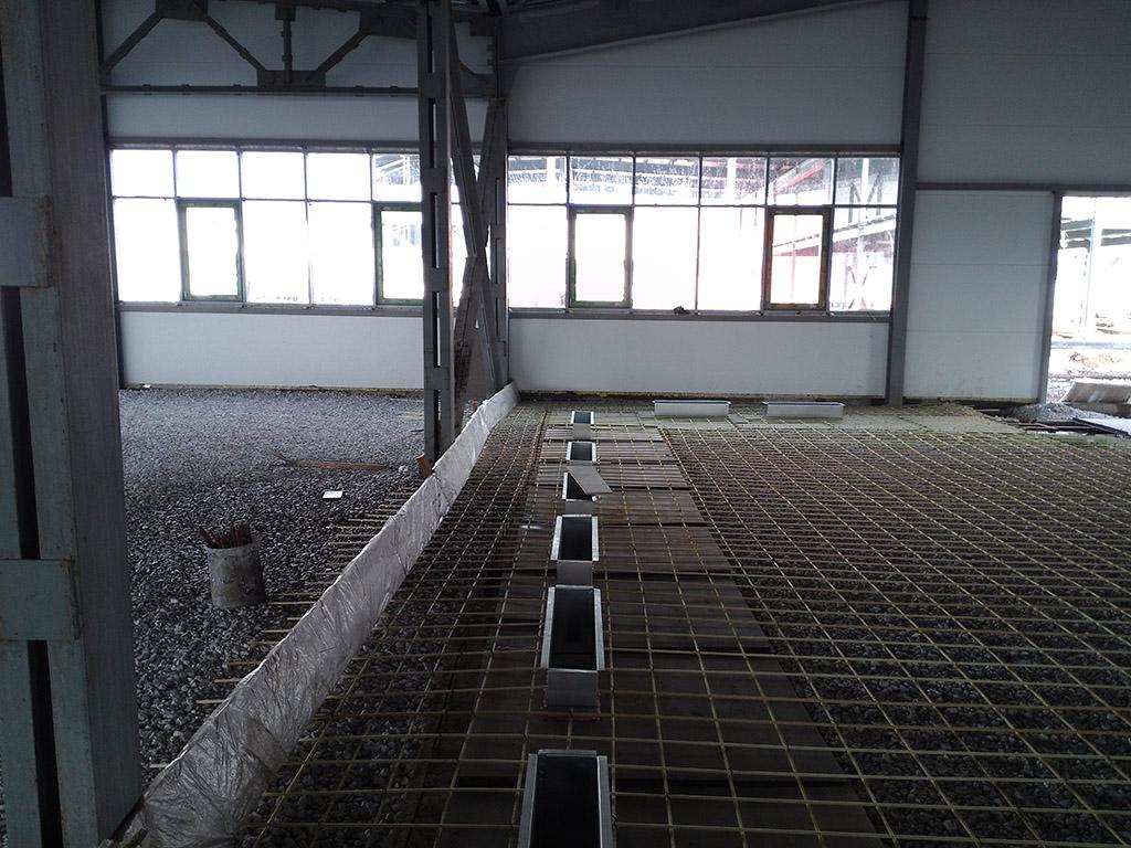 «EKS» auto center, Perm (Russia)
