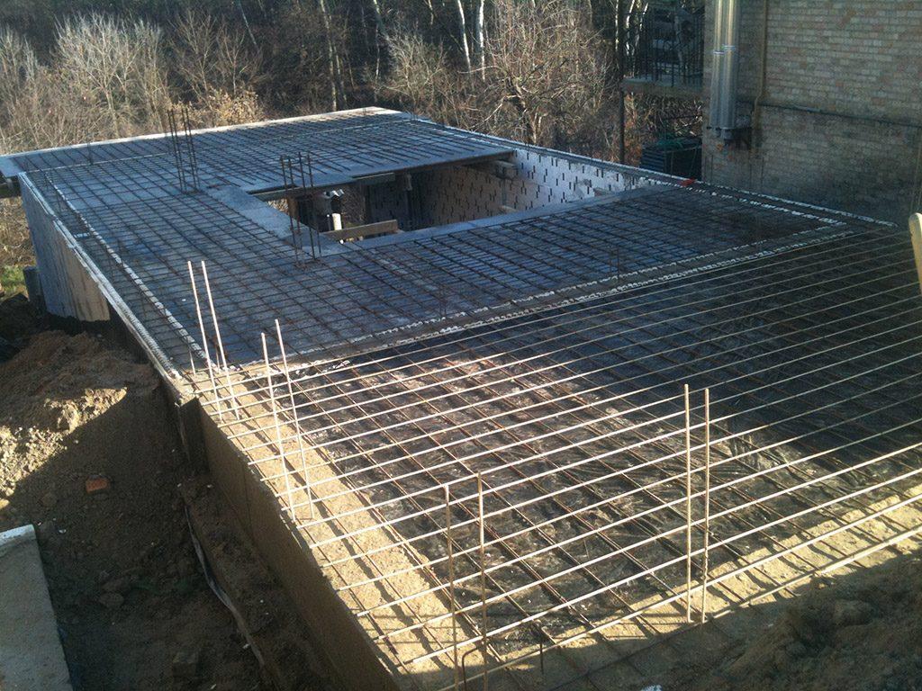 Частное домостроение, г. Киев